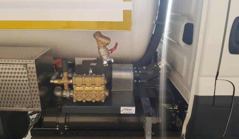 CAMION CUBA ECOLOGICO – IVECO 70 C14 GNC 100% A GAS lleno