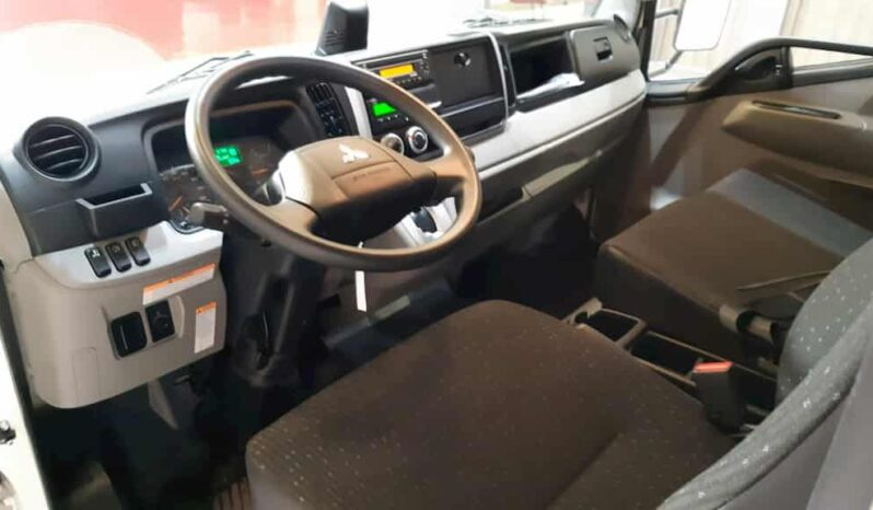 CAMION CUBA EURO6 ADBLUE – FUSO CANTER 7500 KG DIESEL EURO 6 lleno