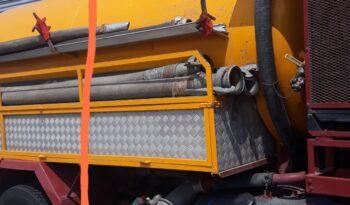 CAMION RENAULT S-150-11 TI CUBA SUCCIÓN E IMPULSIÓN 11 TN – OCASIÓN lleno