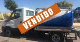 CAMION DESATASCOS IVECO DAILY 35C14 DIESEL 3500 KG