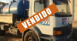 CAMION DESATASCOS MERCEDES BENZ ACTROS -REF: NSP OCASION